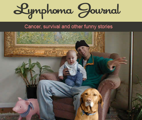 Welcome to Lymphoma Journal, A blog about non-hodgkins mediastinal lymphoma survival